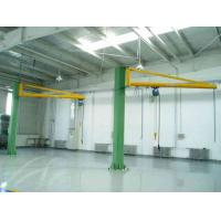 Wholesale Workstations Jib Cranes Designed for Marine Loading / Building Maintenance from china suppliers