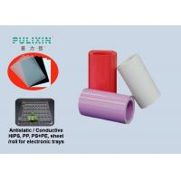 Wholesale High Impact Polystyrene Plastic Sheet Roll For Vacuum Forming Packaging from china suppliers