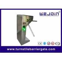 Wholesale Stainless Steel Automatic Tripod Turnstile Barrier Gate For Bus Station from china suppliers
