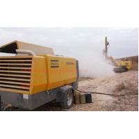 Wholesale Rock Drilling Atlas Copco Screw Compressor , Portable Diesel Automatic Air Compressor from china suppliers
