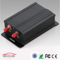 Wholesale Black 65mA 10 V - 60 V AVL GPS Tracking , Vehicle GPS Tracker Device from china suppliers