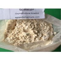 Wholesale Anadrol Oxymetholone 434-07-1 Bulk Steroid Powder , Bodybuilding Anadrol Oral Gear Steroids from china suppliers