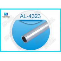 Wholesale Anodic Oxidation Round Aluminium Alloy Pipe / Tube For Industrial OD 43mm from china suppliers