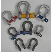 Buy cheap Rigging us type bow anchor Shackle from wholesalers