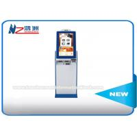 Wholesale Floor Standing Digital Signage Lobby Kiosk LED / LCD Panel Touch Screen from china suppliers