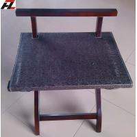 Wholesale Leather Folding Suitcase Luggage Rack-Guestroom Luggage Stands from china suppliers