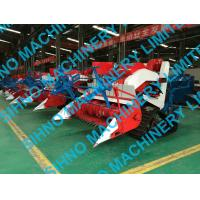 Wholesale 4L-0.7 mini wheat rice combine harvester factory price from china suppliers