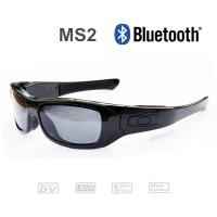 Wholesale Muti-function Portable Spy Video Camera Glasses For Sports , Bluetooth Eyewear from china suppliers