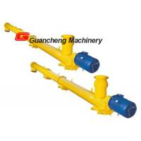 Wholesale Portable Industrial Screw Conveyor for concrete batching plant ISO / CE / BV from china suppliers