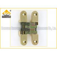 Wholesale Invisible 180 Degree Swinging Door American Hinge 94*18.4*26.8mm from china suppliers