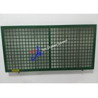 Wholesale Steel Frame Mongoose Shale Shaker Screen For Swaco Shale Shaker 20-325 Mesh from china suppliers