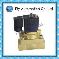 Wholesale Normal Open Brass 2/2 Way Solenoid Valve DN20 DN25 5404 AC220V DC24V from china suppliers