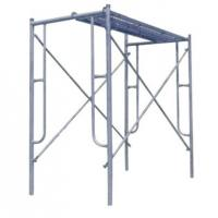 Quality H-Frame mobile Scaffold/Scaffolding Frame System with Hot Galvanized for sale