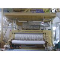 Wholesale 1600mm PP Non Woven Fabric Making Machine for Medical Mask CE / ISO9001 from china suppliers