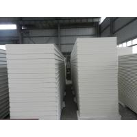 Wholesale 100 mm Thickness Wall Roof  PU Sandwich Panel for industrial building from china suppliers
