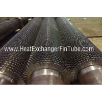 Wholesale OD 4'' X SCH80 Welded Serrated Fin tube , SA335 P11 / P22 / P91 from china suppliers