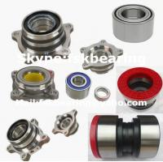 Long Life BAHB633770 , 42BWD08 Automobile Wheel Bearing Gcr15 Chrome Steel