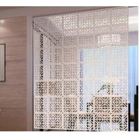 Wholesale China alibaba top ten stainless steel screen partition room dividers for Qatar Dubai market from china suppliers