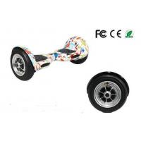Wholesale Waterproof Smart 10 Inch Self Balance Scooter 2 Wheel Pneumatic Tire from china suppliers