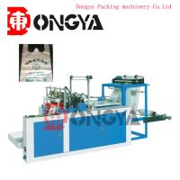 Quality Plastic Bag Manufacturing Equipment , Plastic Bag Production Line High Output for sale