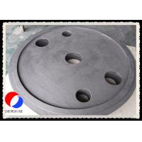 Wholesale Round Shape Fire Retardant Felt , Carbon Fiber Felt For Single Crystalline Furnace from china suppliers