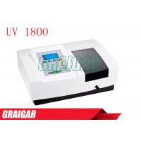 Wholesale UV - Vis Scanning Spectrophotometer UV1800 LCD Graphic Screen  Medical Laboratory Instrument from china suppliers