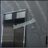 Wholesale Metal mesh Architecture mesh for outside partition wal from china suppliers