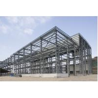 Wholesale Affordable Pre-engineering Industrial Steel Buildings Fabrication For Export from china suppliers