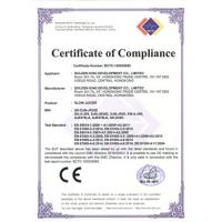 GOLDEN KING DEVELOPMENT CO., LIMITED Certifications