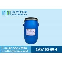 Buy cheap CAS 100-09-4 Parfum Fragrance Ingredients Chemical Raw Materials from wholesalers