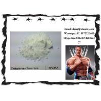 Wholesale White Anabolic Steroid Powder Testosterone Enanthate For Bodybuilding Cas 315-37-7 from china suppliers