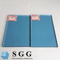 Wholesale Light Blue tinted float glass 4mm 5mm 5.5mm 6mm 8mm 10mm 12mm from china suppliers