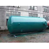 Wholesale 12 Ton Dual - Axle Super Insulation Vertical Air Compressor Tank Replacement from china suppliers