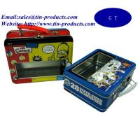 Wholesale Lunch  box 、Tin lunch box 、Metal lunch box、Metal Lunch box from china suppliers