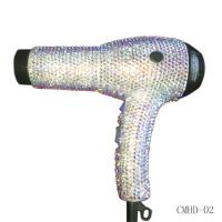 Quality Swarovski Crystal Hair Dryer-Hair Styling Tools for sale