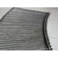 Quality SS304 Spiral Conveyor Belt, Wire Diameter: 1.6mm, 25cm Rod Pitch, 24Inch Wide, Packing With Wooden Case for sale