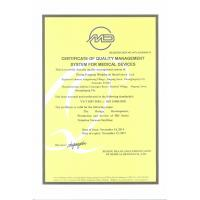 ZHANGJIAGANG MEDPHARM MACHINERY LTD. Certifications