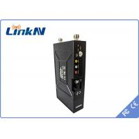 Wholesale COFDM Wireless Hdmi Video Transmitter dual way audio 128 bit AES from china suppliers