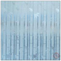 Quality Decorative/Removable static cling window film for sale