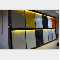 Buy cheap Corian artificial Stone Marble Slabs for Countertop from wholesalers