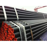 Wholesale Petrochemical Industry ERW Steel Tube FBE Coated Pipe EN 10219 S235 JRH EN10217 from china suppliers
