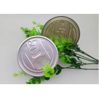 Wholesale FDA Eco-Friendly Plastic Cans Easy Open Lid , 99mm Aluminum Lid from china suppliers