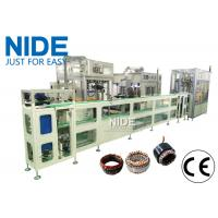 Buy cheap Electric Motor Stator Winding Machine High Efficiency Suitable for Fan Motor Stator Production from wholesalers