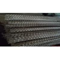 Wholesale Twisted Stainless Steel Heat Exchanger Tubes Nickels 200 201 Oval Steel Tube from china suppliers