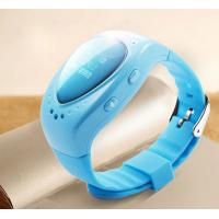Wholesale Mini GSM Wrist Watch GPS Tracker For Children , Support Android IOS APP from china suppliers
