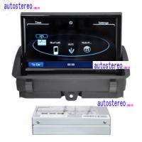Wholesale Automotive Multimedia for Audi Q3 GPS Satnav Navigation DVD Headunit Stereo Bluetooth from china suppliers