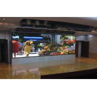 Wholesale Flexible P6 Indoor Full Color LED Display,  Customized Size Commercial Advertisements Screen from china suppliers