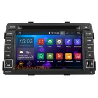 Wholesale KIA SORENTO Android Car Stereo , Android 4.4.4 Car Multimedia System from china suppliers