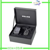 Wholesale Custom Luxury Watch Box Packaging grey cardboard , Gift Box For A Watch from china suppliers