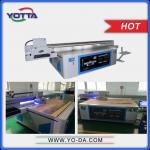 Wholesale High resolution digital ceramic tiles printing machine digital inkjet ceramic uv flatbed printer from china suppliers